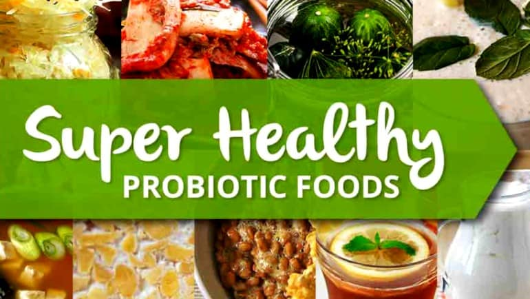 Healthy Oral Probiotic Foods