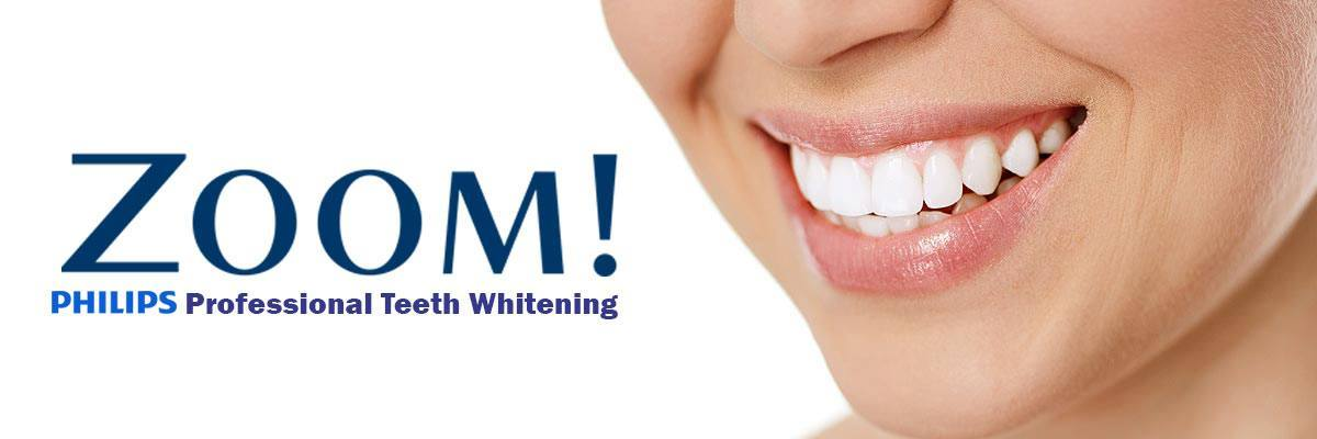 Phillips Zoom Laser Teeth Whitening