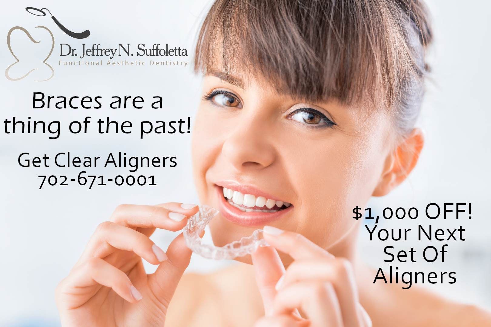 Clear Aligners for Straight Teeth