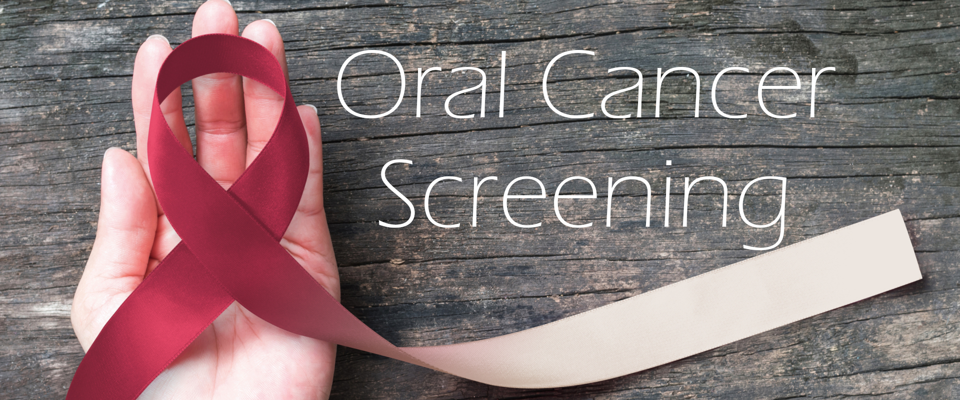 Oral Cancer Screening at the Dentist